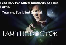 I Am The Doctor by shewolfzoroark