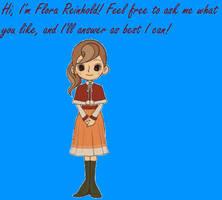 Ask Flora! by shewolfzoroark
