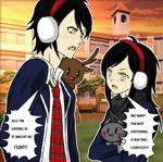 Double Trouble - Jack and Maddi