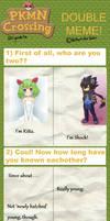 Kitta x Shock - Double Meme by shewolfzoroark