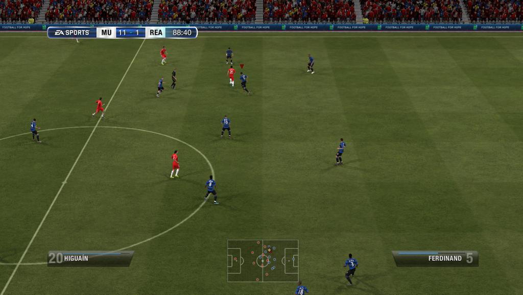 Fifa 12 by muhdafiq