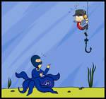 TF2_Spy Fishing