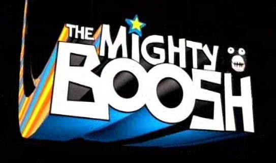 Mighty Boosh Logo by Frankhopkins12