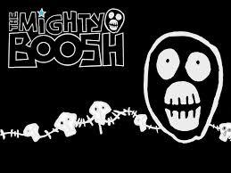 Mighty Boosh Logo 2 by Frankhopkins12