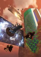 Mars Slipgate Generator by dmaland