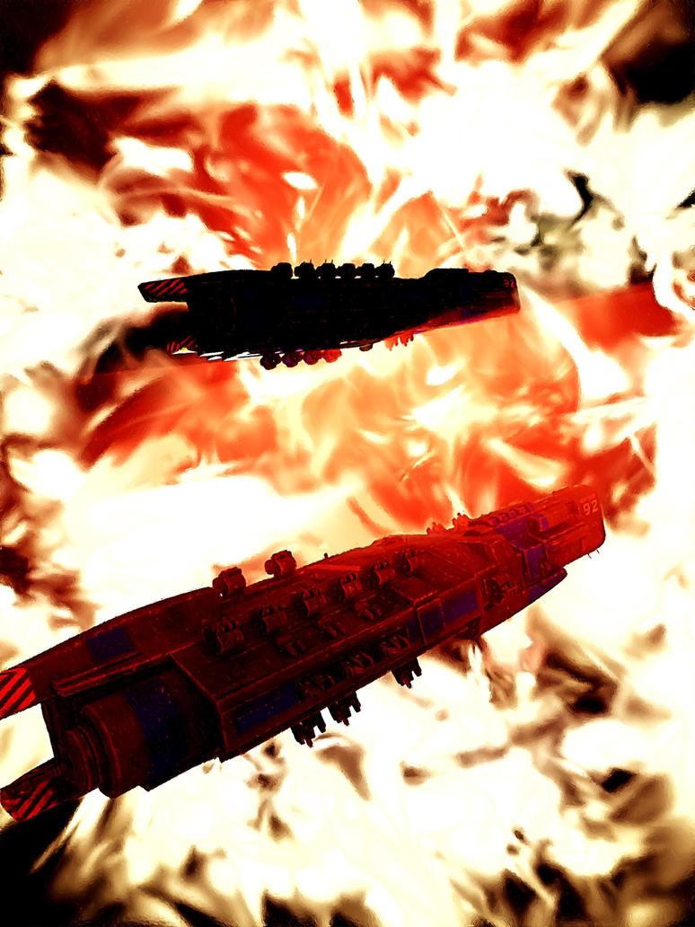 Spirit Of Fire by dmaland