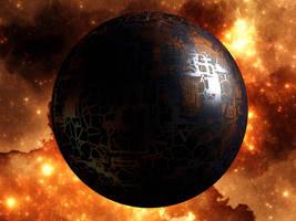 Nanite Planet by dmaland