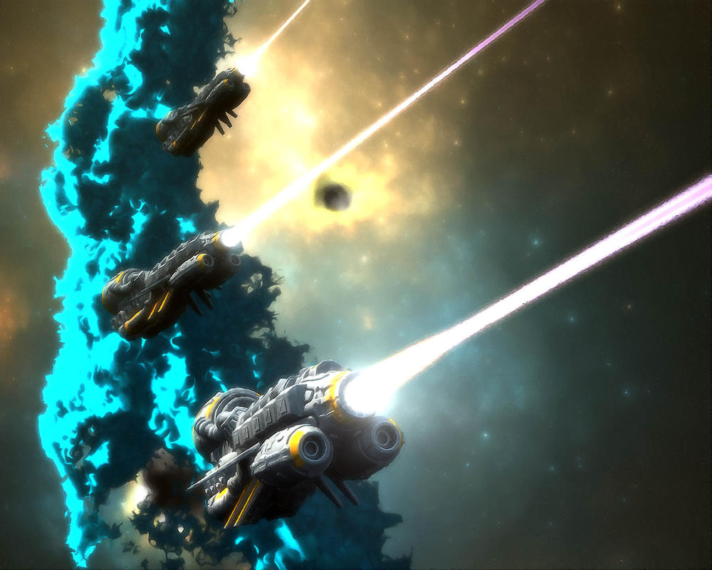 Battle Formation by dmaland
