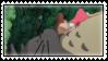 Totoro... 4 by GriffinMyth