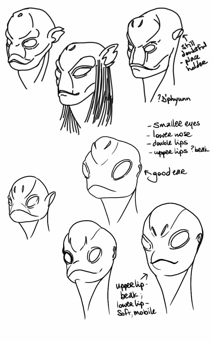 D'phyunn heads by frazamm