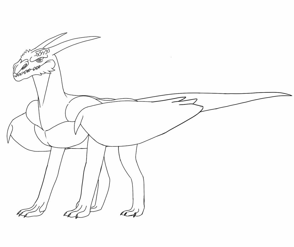 Dragon 42 by frazamm