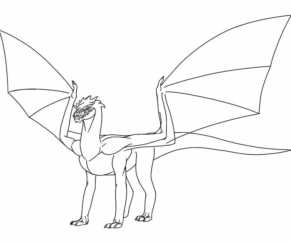 Dragon 43 by frazamm