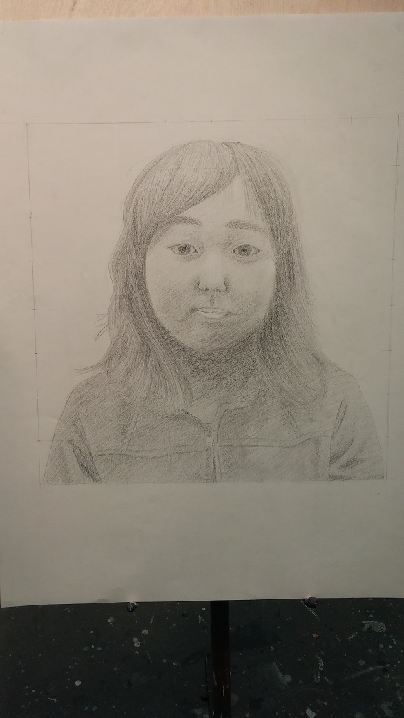 Self-portrait by KellyNewbie