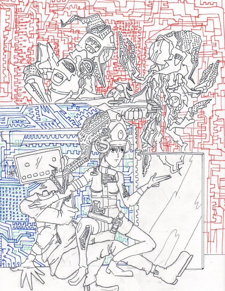 Futuristic 2... by 7ylercC94
