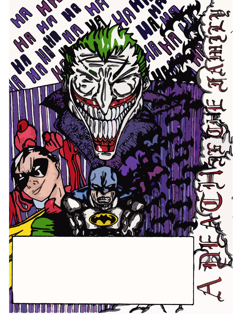 Joker Moments by 7ylercC94
