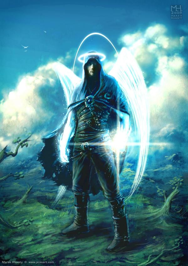 Avenging Angel by Prasa