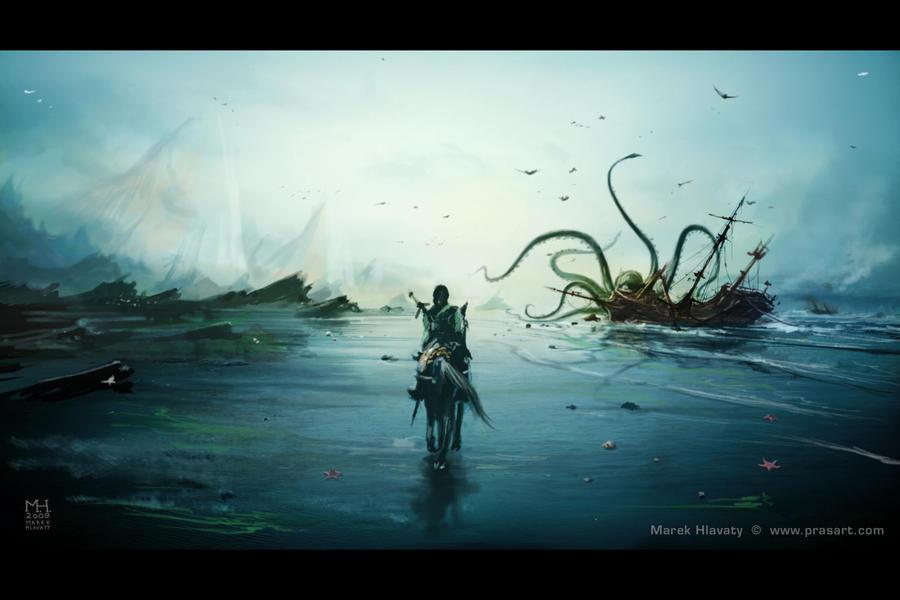 Kraken by Prasa