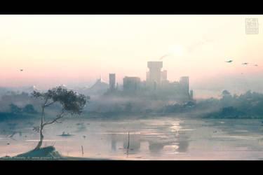Dreaming Castle by Prasa