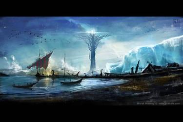 Yggdrasil by Prasa