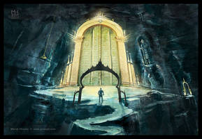 Gate of Secrets by Prasa