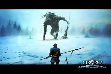 NIBOREA: Troll by Prasa