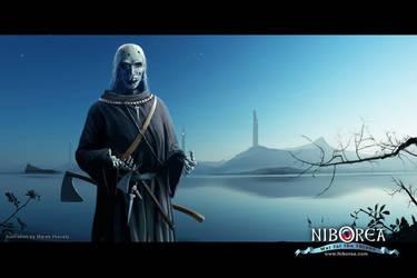 NIBOREA: Necromancer by Prasa