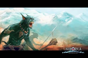 NIBOREA: Sergeant Orc by Prasa