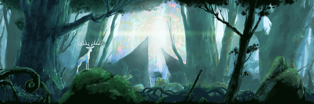 Forest Magic by Prasa