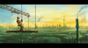 Industrial Zone by Prasa