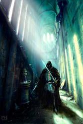 Undead Crusader by Prasa