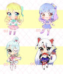 [CLOSED] Auction - Adopts Batch