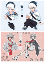 [OPEN] Adopts Auction (2/2) by Shika-Adopts