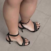 in sandals by ziege58