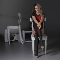 three chairs by ziege58