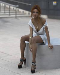 Sandra in the city 2