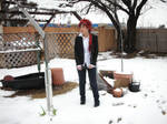 Reno in the Snow