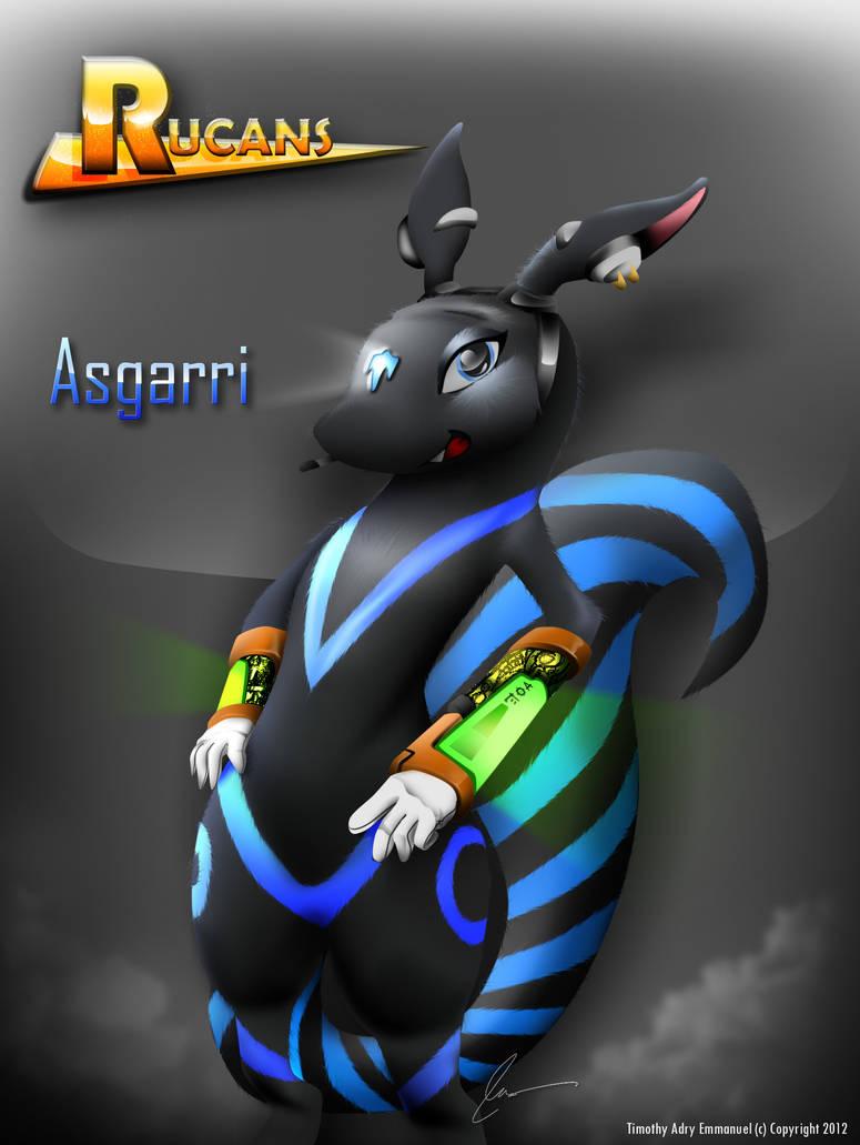 Asgarri by Adry53