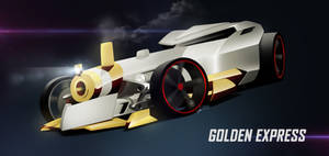 Golden Express by Adry53