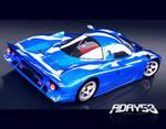 1998 Nissan R390 GT1