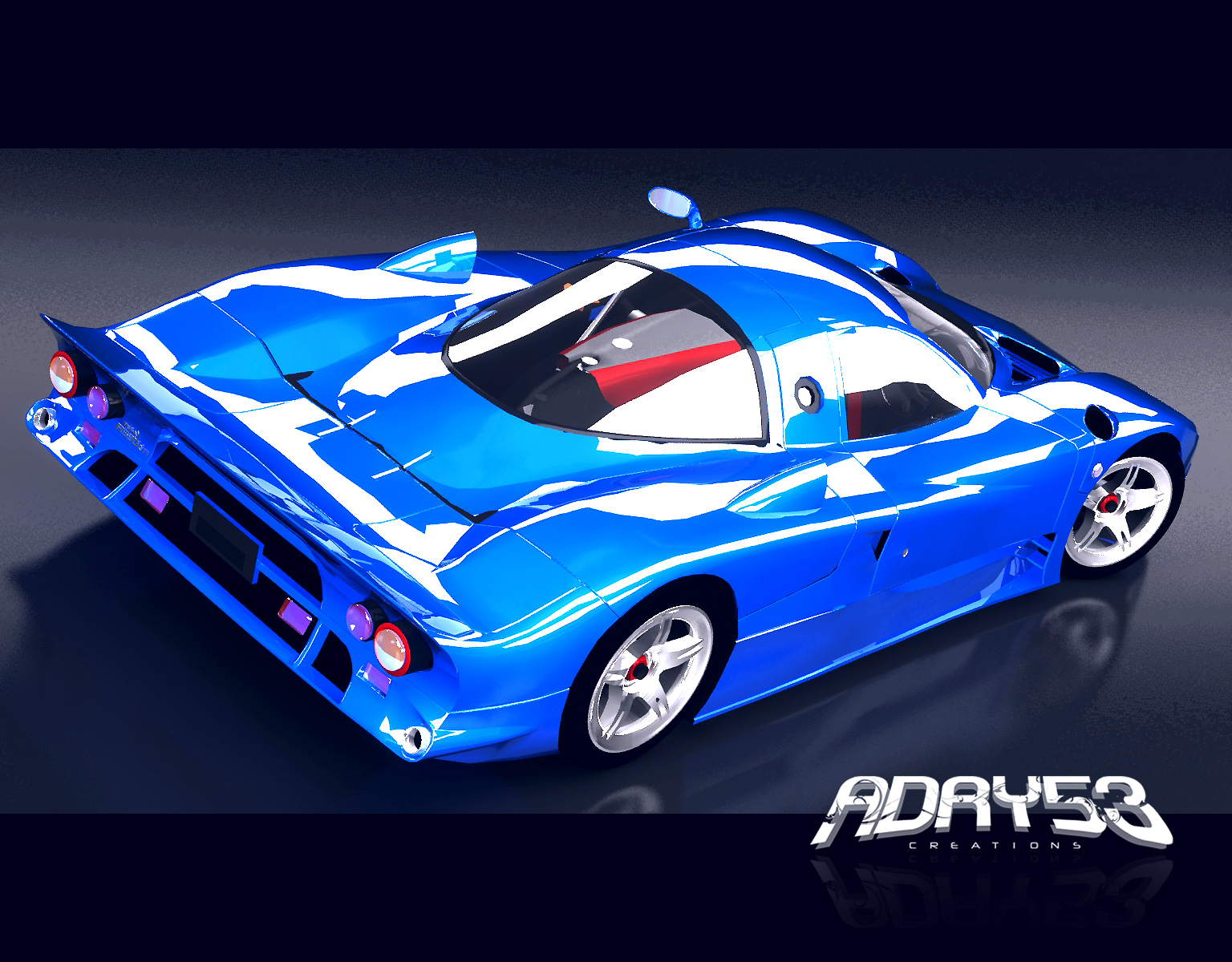 1998 Nissan R390 GT1 by Adry53 on DeviantArt