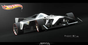 PROJECT XQ-1 indycar Concept