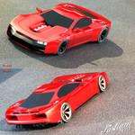 Garuda GT Front and Rear