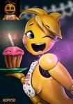 Toy Chica - FNAF 2