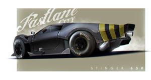 Stinger 650 by Adry53