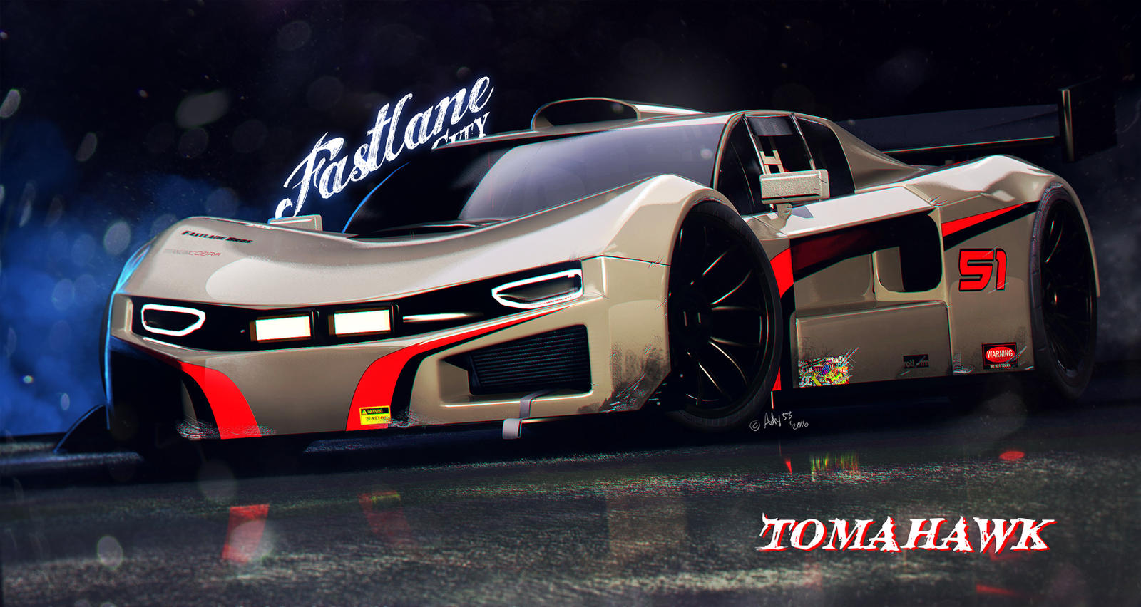 Tomahawk By Adry53 On Deviantart