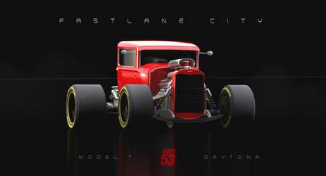 Model-T Daytona by Adry53