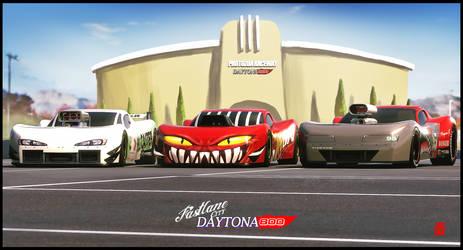 Fastlane City - DAYTONA 800 by Adry53