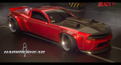 Hammerhead V8 by Adry53
