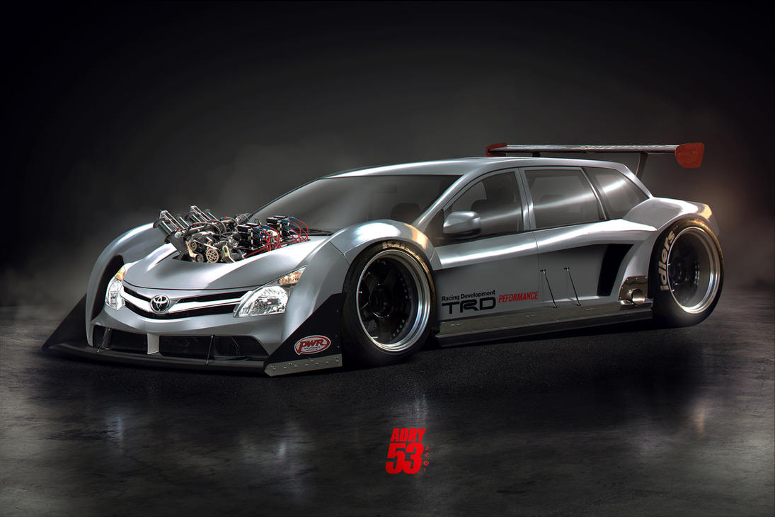 toyota avanza pikes peak by adry53 on deviantart. Black Bedroom Furniture Sets. Home Design Ideas