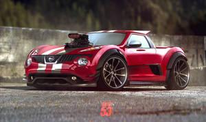 Nissan Super Juke Ute